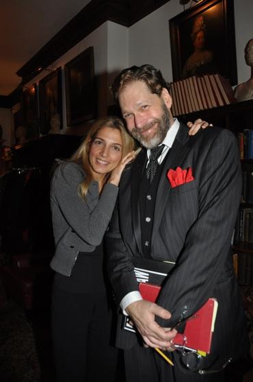 Susan Aquila and David Staller