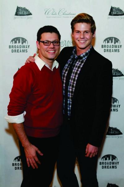 James Kinney and Alex Nordin Photo