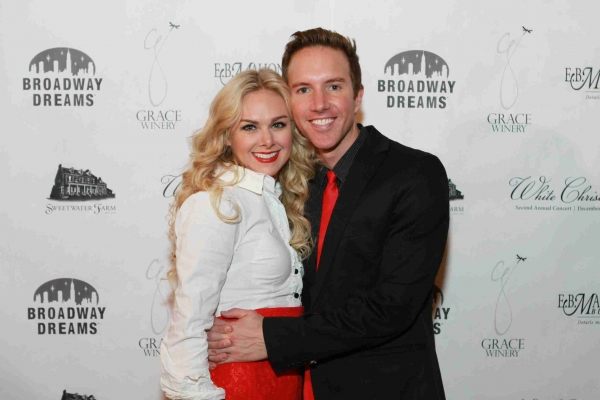 Photo Flash: Inside BDF's WHITE CHRISTMAS Cabaret