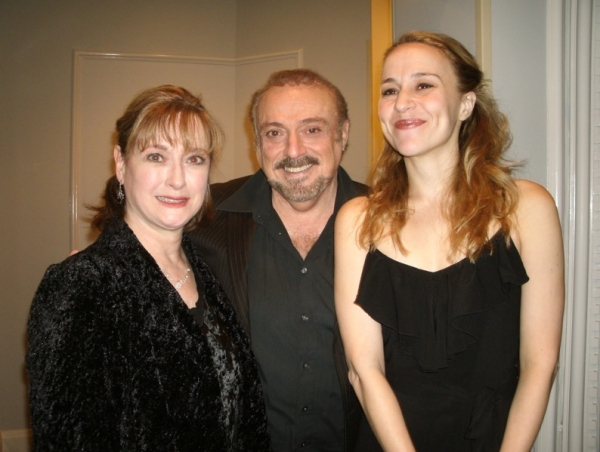 Patti Cohenour, Peter Kevoian, Jennifer Blood