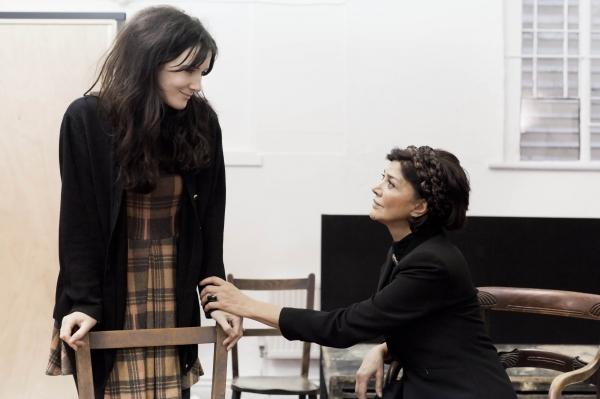 Sarah Solemani and Shohreh Aghdashloo  Photo
