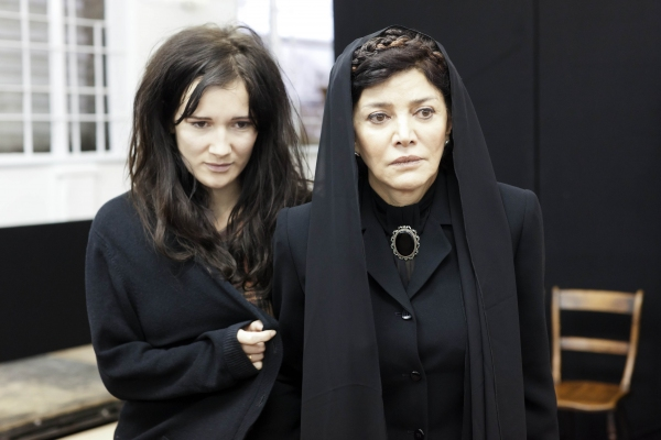 Sarah Solemani and Shohreh Aghdashloo
