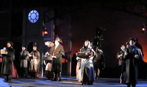 Photo Flash: A Christmas Carol the Musical At The Rep
