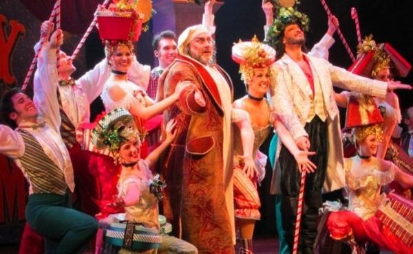 Photo Flash: A Christmas Carol the Musical At The Rep