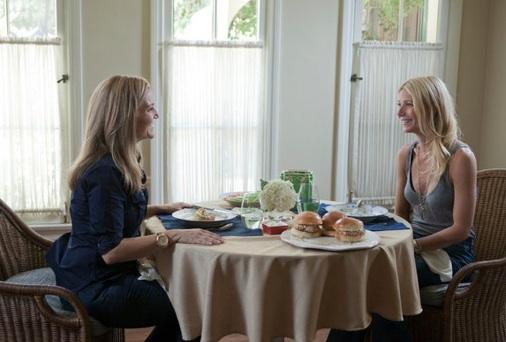Krista Smith & Gwyneth Paltrow