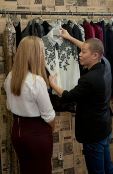 Krista Smith & Jason Wu