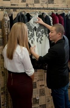 Krista Smith & Jason Wu