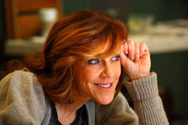 Photo Flash: Andrea McArdle Visits ANNIE Master Class