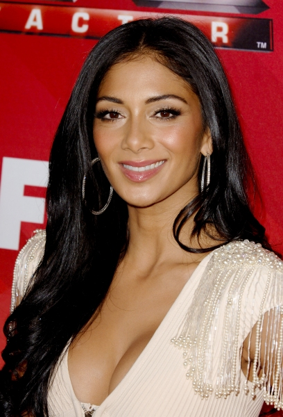Nicole Scherzinger at X FACTOR Judges Attend Press Conference