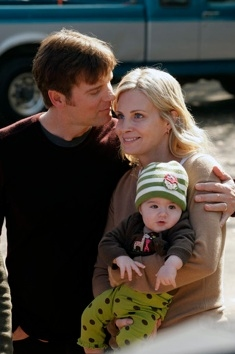 Peter Krause & Monica Potter