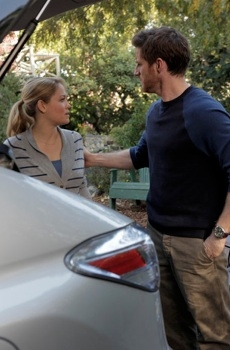 Erika Christensen & Sam Jaeger at NBC's PARENTHOOD  Returns 1/3