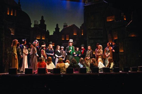 Photo Flash: Berkshire Theatre Group's A Christmas Carol