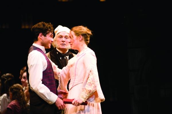 Eddie Shields, Eric Hill, Sarah Elizabeth Bedard