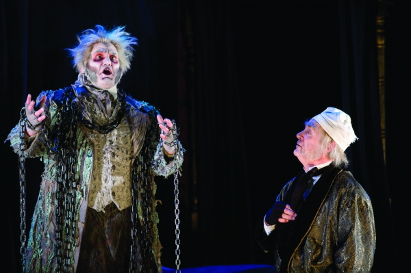 Photo Flash: First Look at James Taylor in Berkshire Thetare Group's A CHRISTMAS CAROL