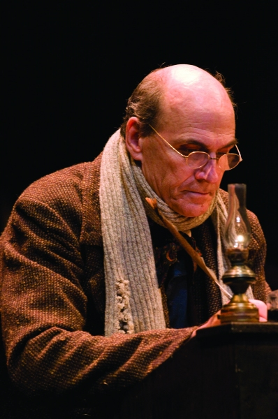 James Taylor at First Look at James Taylor in Berkshire Thetare Group's A CHRISTMAS CAROL