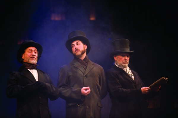 Paul Anthony Spatarella, Christopher Michael Vecchia, Ralph Petillo