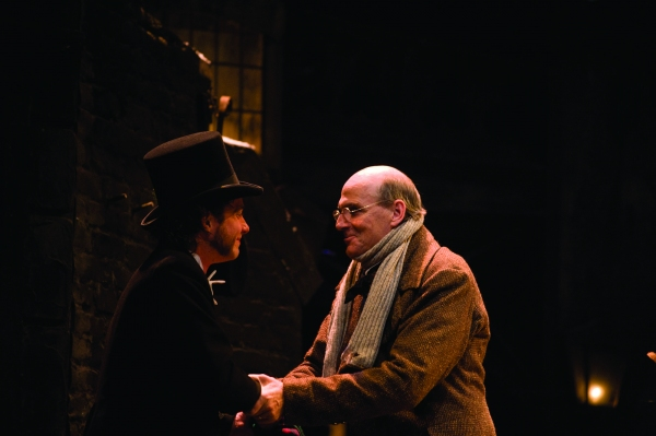 Sam Gillam, James Taylor at First Look at James Taylor in Berkshire Thetare Group's A CHRISTMAS CAROL