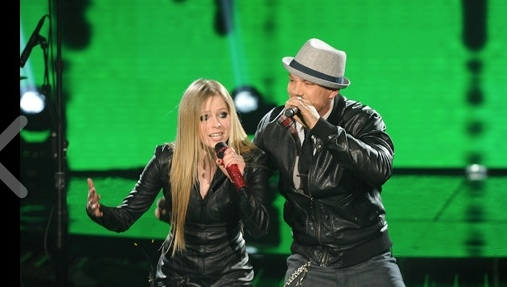 Avril Lavigne & Chris Rene