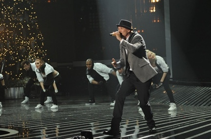 3 at THE X FACTOR's Finale Performances