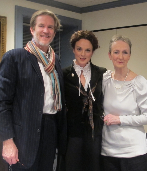 Photo Flash: MORE BETWEEN HEAVEN AND EARTH With Melissa Errico, Matthew Modine and Kathleen Chalfant