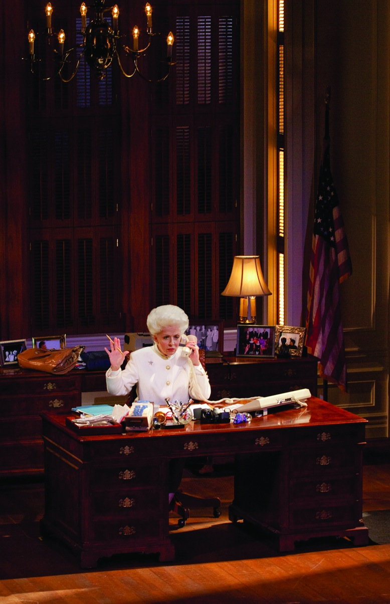 BWW Reviews: ANN - A Humorous Take on the Life of the Late Texas Governor Ann Richards