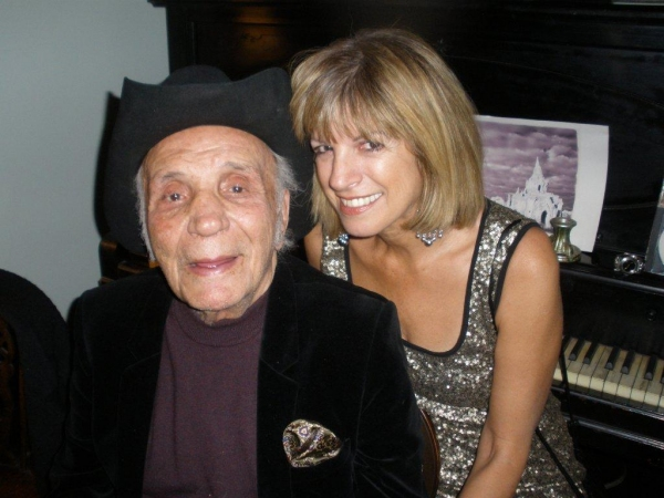 Jake Lamotta, Denise Baker Photo (2011-12-23)