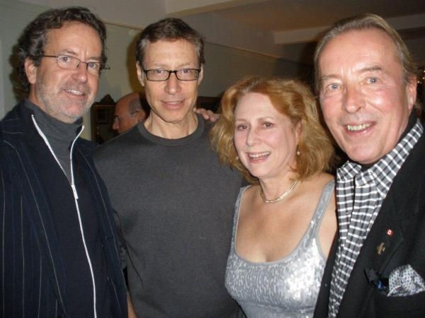 Christopher Robbins, Rob Fruchtman, Debra Scott, John Wegorzewski Photo