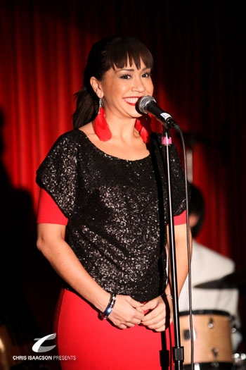 Photo Coverage: Upright Cabaret's A BROADWAY CHRISTMAS with Harris, DeGarmo, Young and more!