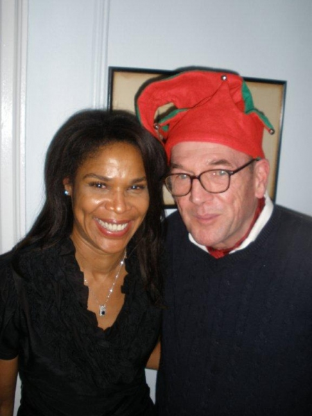 Photo Flash: Douglas Watt Family Fund for the Performing Arts Holiday Fete