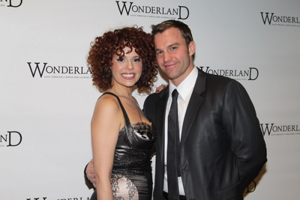 Janet Dacal and Darren Ritchie at BEST OF 2011 Photo Flashback - Opening Night Parties!