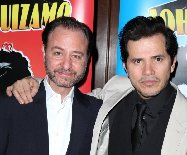 John Leguizamo at BEST OF 2011 Photo Flashback - Opening Night Parties!