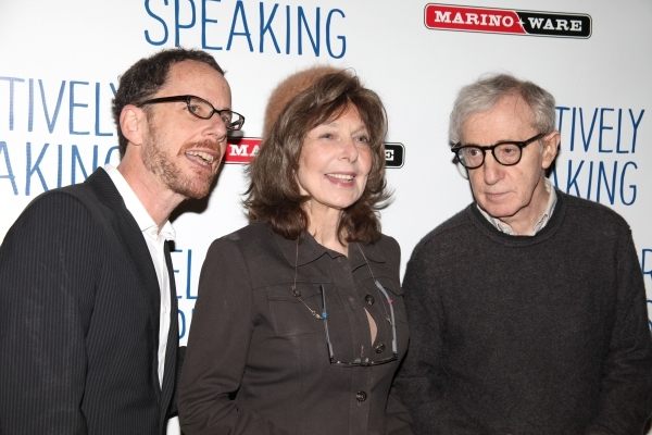 Woody Allen at BEST OF 2011 Photo Flashback - Opening Night Parties!