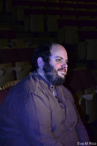 Se presenta el Concierto Gran Gala Lírica de Navidad con Gerónimo Rauch