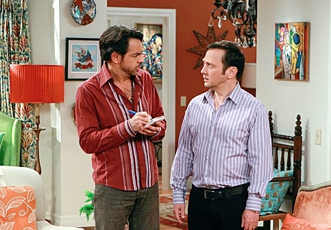 Eugenio Derbez & Rob Schneider