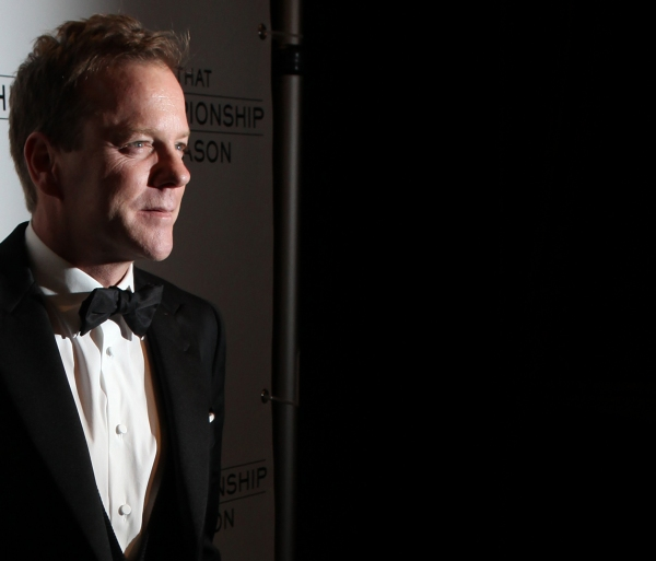 Kiefer Sutherland at BWW PHOTO SPECIAL: IN THE SPOTLIGHT - The Men of 2011