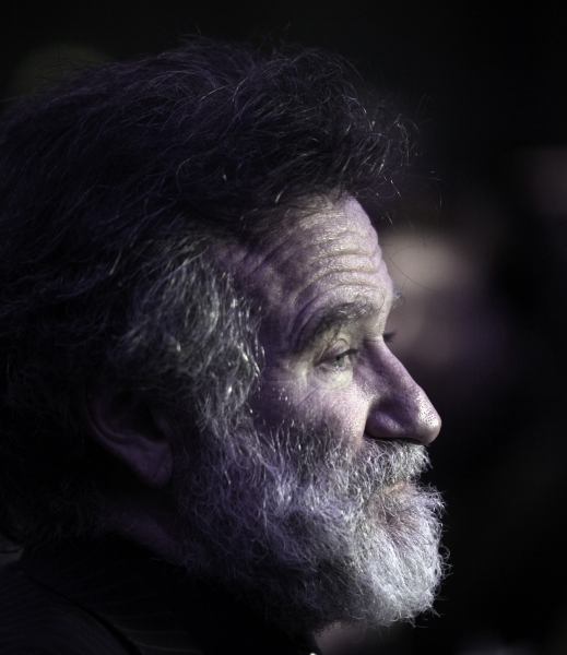 Robin Williams at BWW PHOTO SPECIAL: IN THE SPOTLIGHT - The Men of 2011