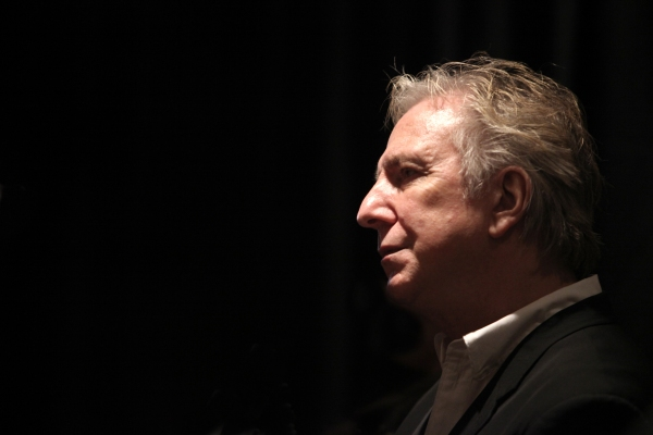 Alan Rickman at BWW PHOTO SPECIAL: IN THE SPOTLIGHT - The Men of 2011