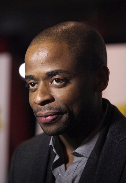 Dule Hill at BWW PHOTO SPECIAL: IN THE SPOTLIGHT - The Men of 2011