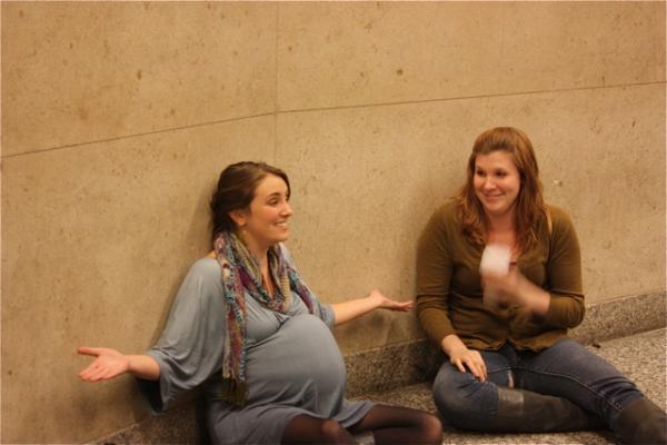 Katelyn Manfre and Mary Katherine Bushnell Photo