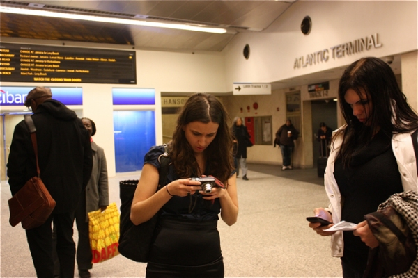 Photo Flash: The Atlantic Terminal Plays