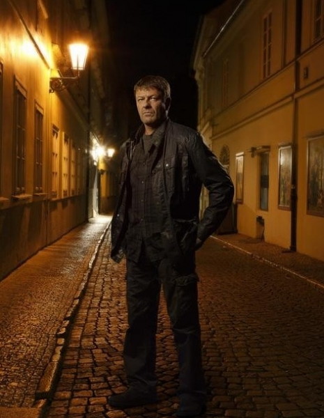 Sean Bean at Ashley Judd Stars in ABC's MISSING, Premiering 3/15
