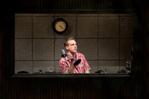 Photo Flash: Adam Pascal Takes On 'Huey' in MEMPHIS - First Look!