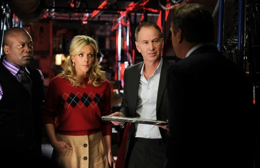 3 at John McEnroe Guest Stars on NBC's 30 ROCK, 1/12