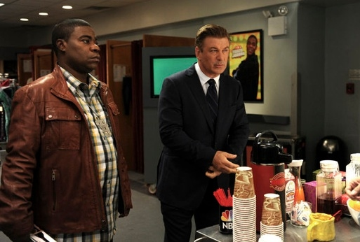 Photo Flash: John McEnroe Guest Stars on NBC's 30 ROCK, 1/12