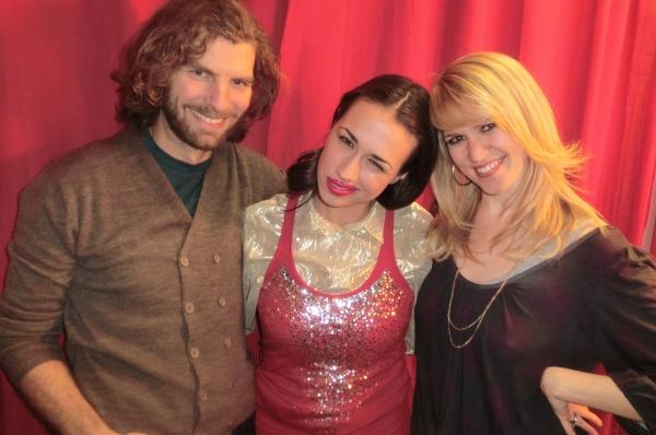 Photo Flash: Miranda Sings And More Spend The Holidays At Birdland