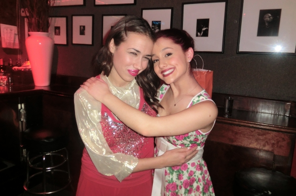 Photo Flash: Miranda Sings And More Spend The Holidays At Birdland