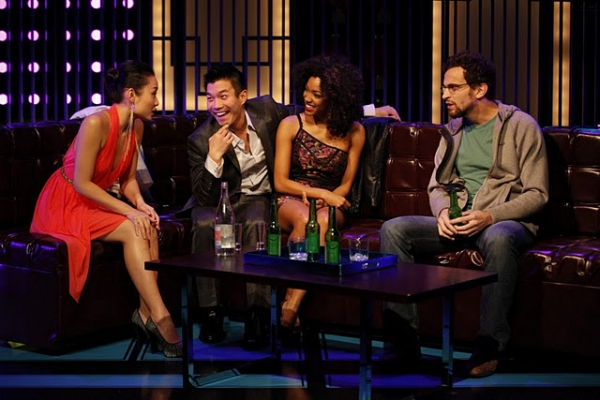 Li Jun Li, Nelson Lee, Sonequa Martin-Green and Matthew Dellapina