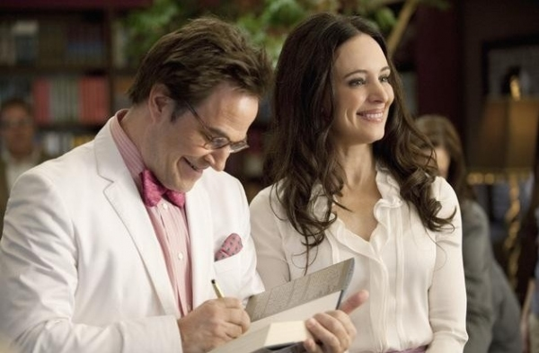 Photo Flash: First Look - Roger Bart Guest Stars on ABC's REVENGE, 1/11