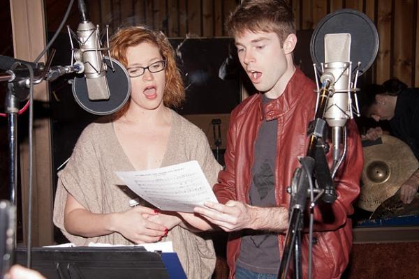Grace McLean and Preston Martin