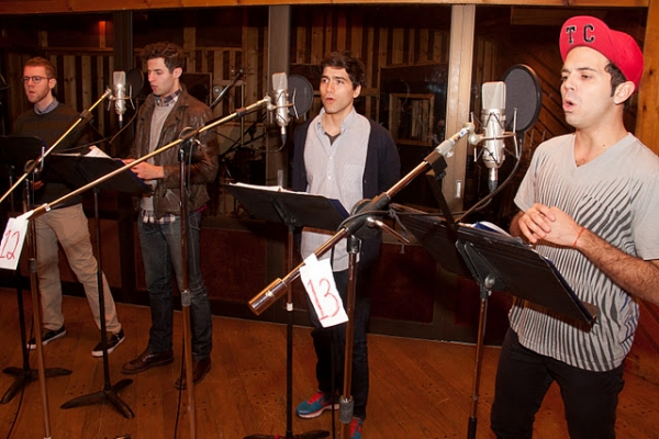 Photo Flash: LA MAMA CANTATA Original Cast Recording